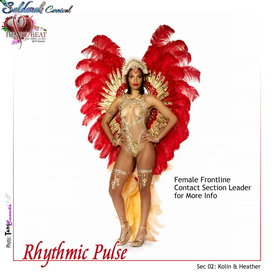Saldenah Carnival Section 2 Rhythmic Pulse