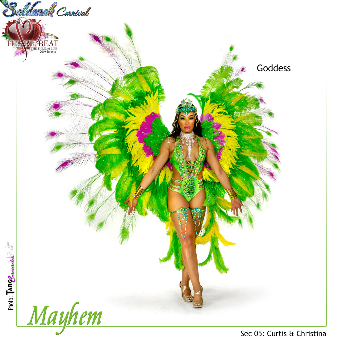 Saldenah Carnival Section 5 Mayhem