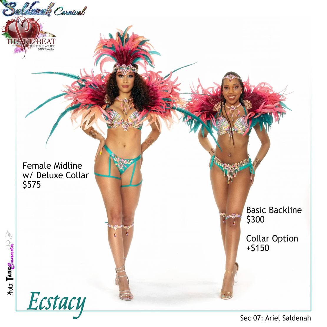 Saldenah Carnival Section 7 Ecstacy
