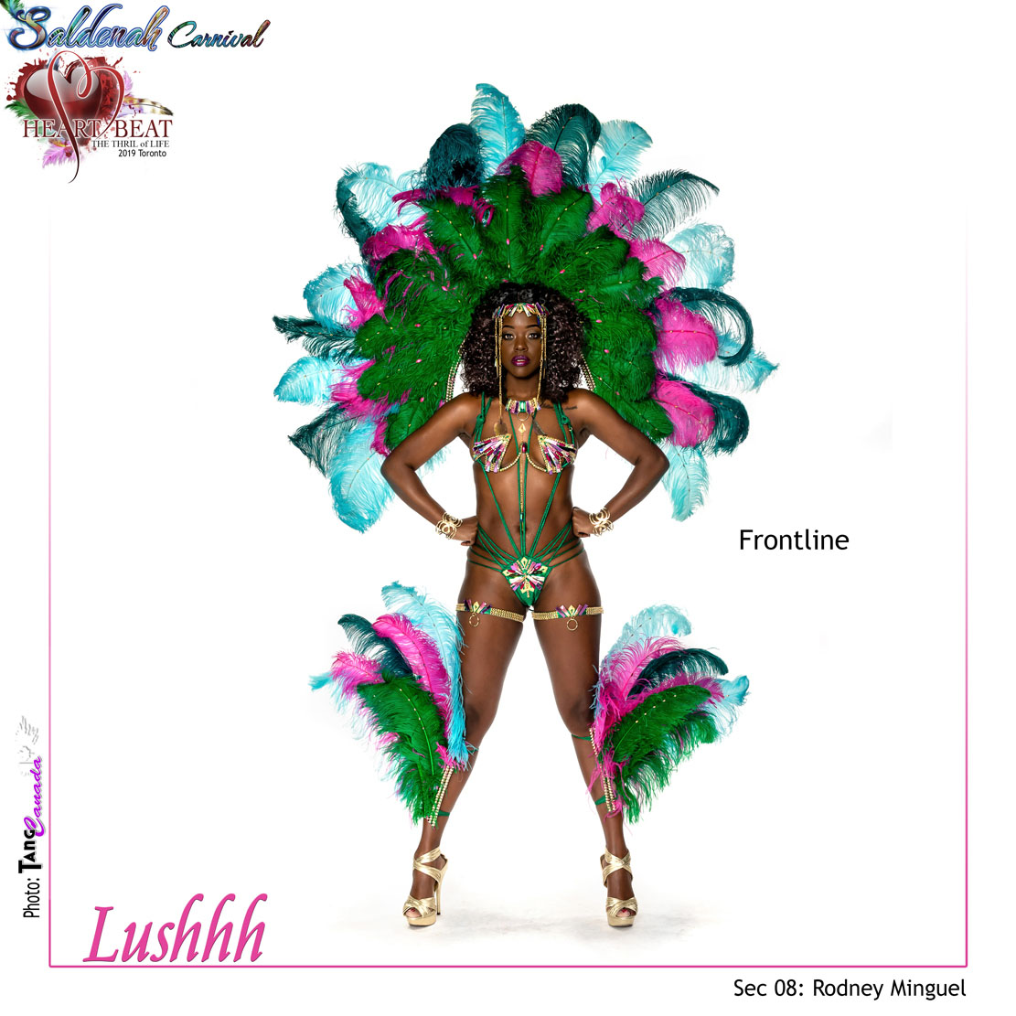 Saldenah Carnival Section 8 Lushhh