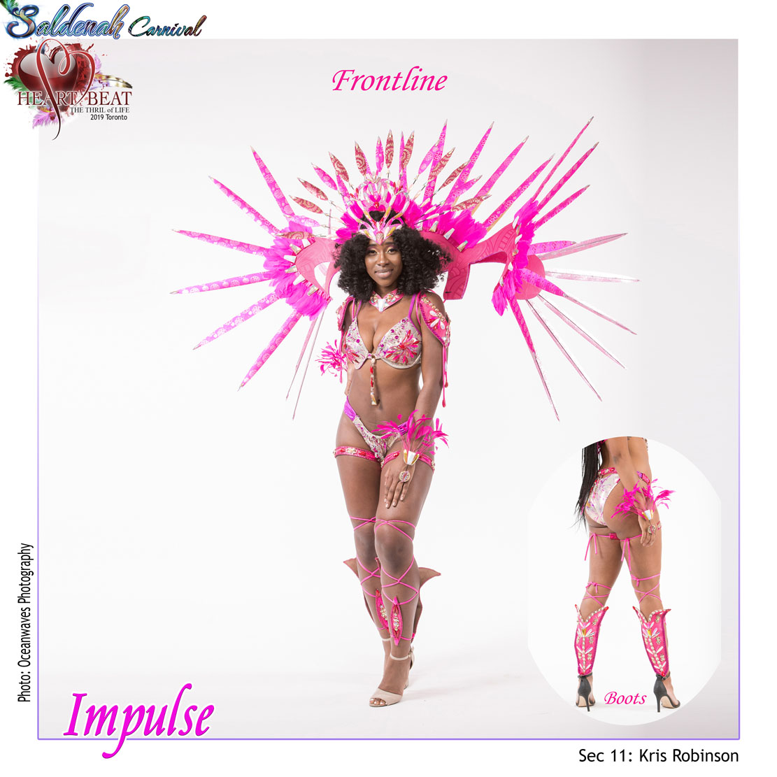 Saldenah Carnival Section 11 Impulse