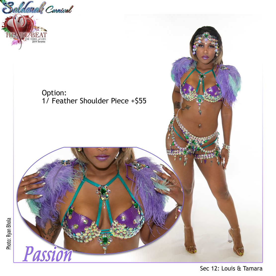Saldenah Carnival Section 12 Passion