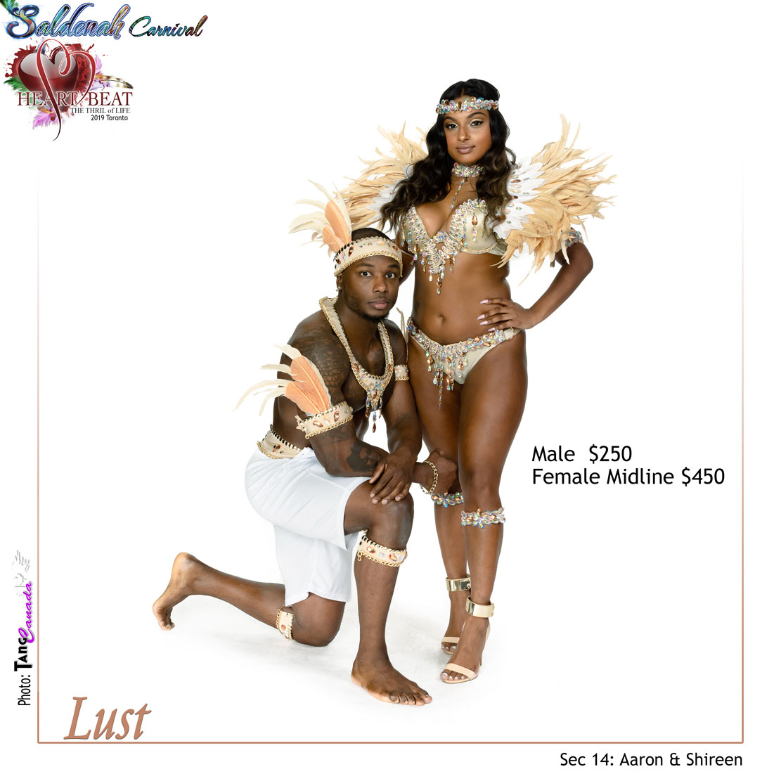 Saldenah Carnival Section 14 Lust