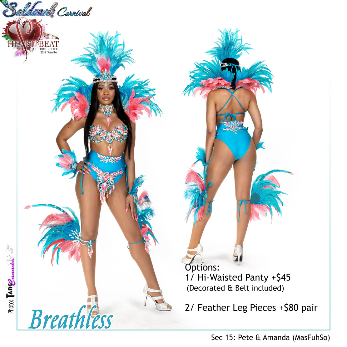 Saldenah Carnival Section 15 Breathless