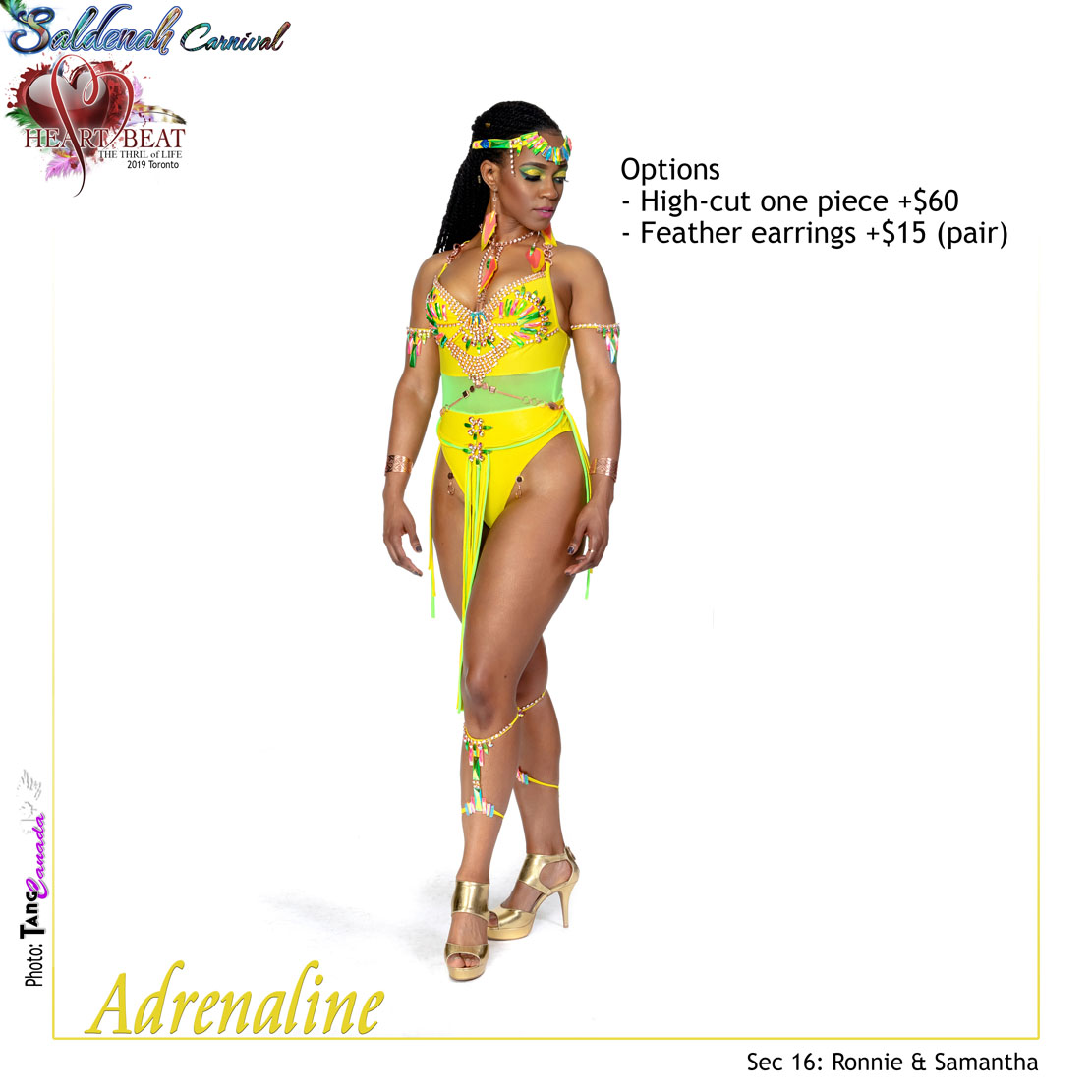 Saldenah Carnival Section 16 Adrenaline