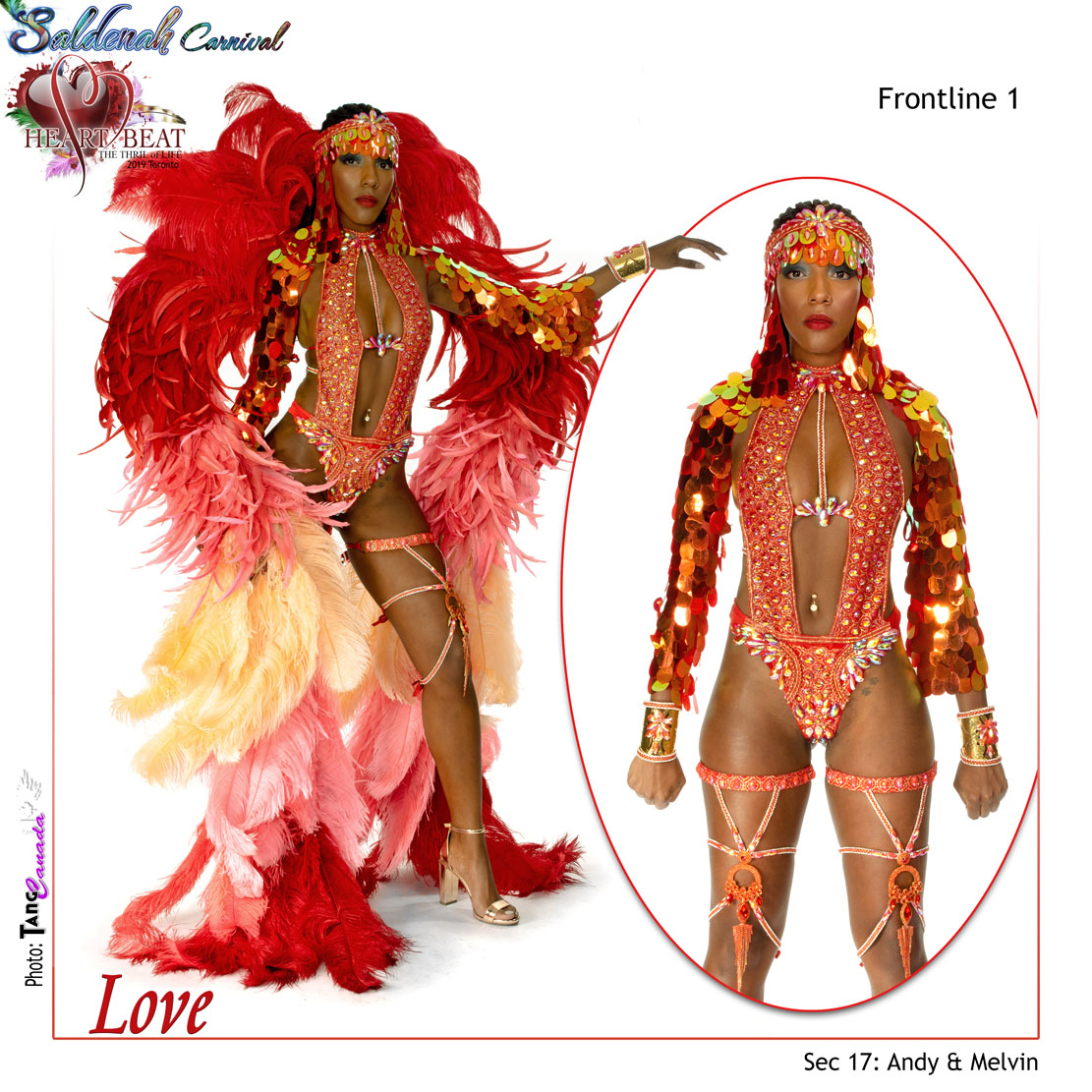 Saldenah Carnival Section 17 L'Amour
